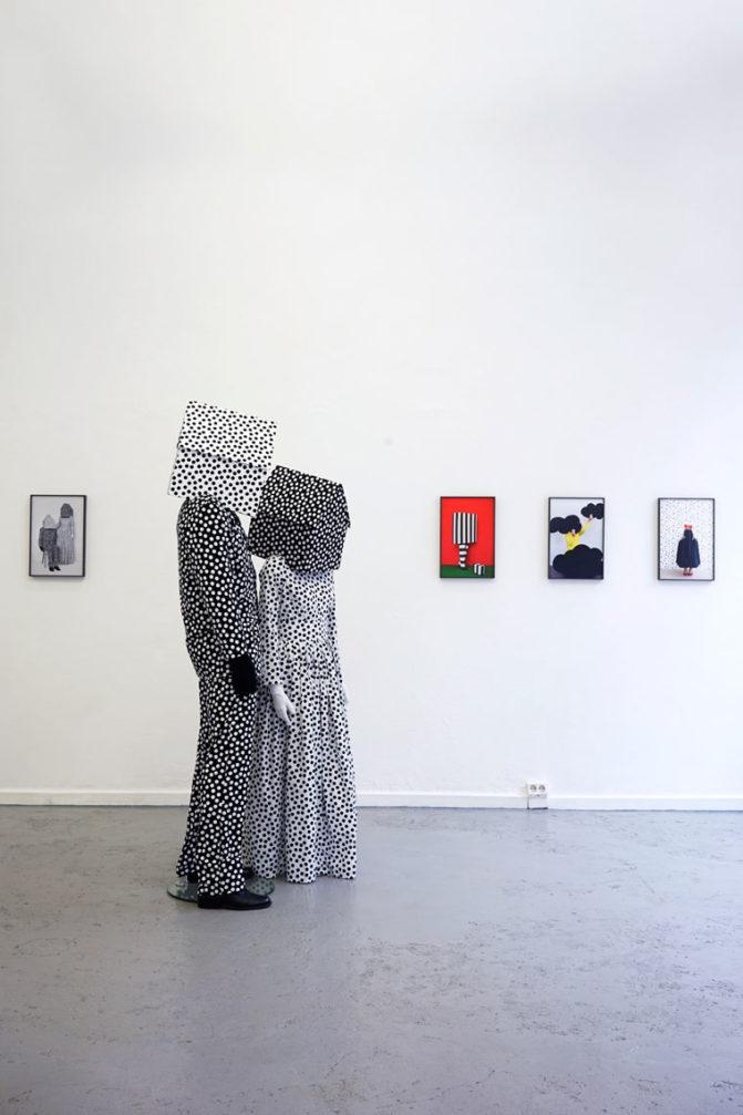 Werk van Guda Koster